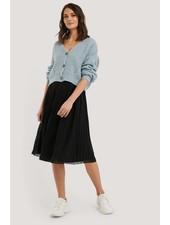 NA-KD NA-KD, Pleated Midi Skirt, Black