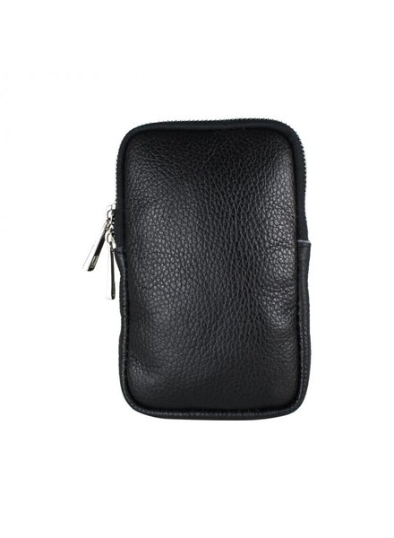 Baggy shop BS, Call Me Up Leather - Zwart (Goud)