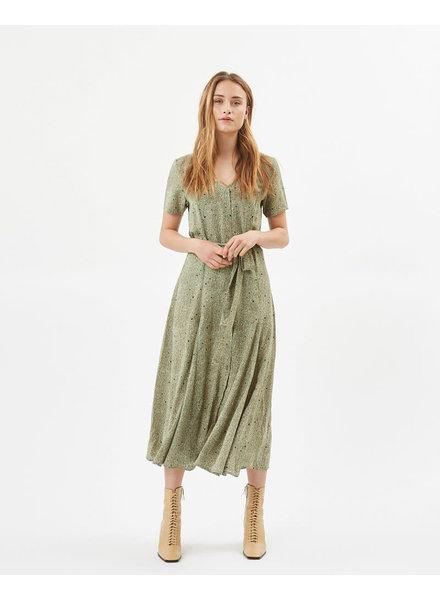 Moves Dress Zalo, Green
