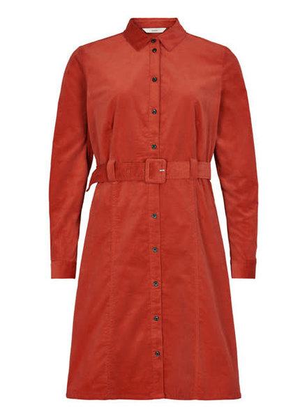 Nümph Numaurya Dress, Barn red