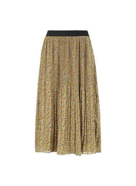 Soft Rebels,  Skirt midi Allis, Bronze