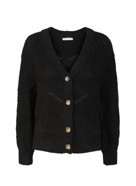 Pieces PcBenita vest, Black