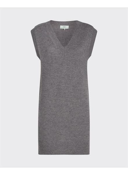 Moves Dress Paja, Grey Melange