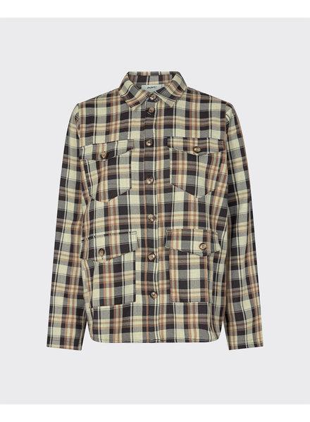Moves Shirt Assu, Tobacco Brown