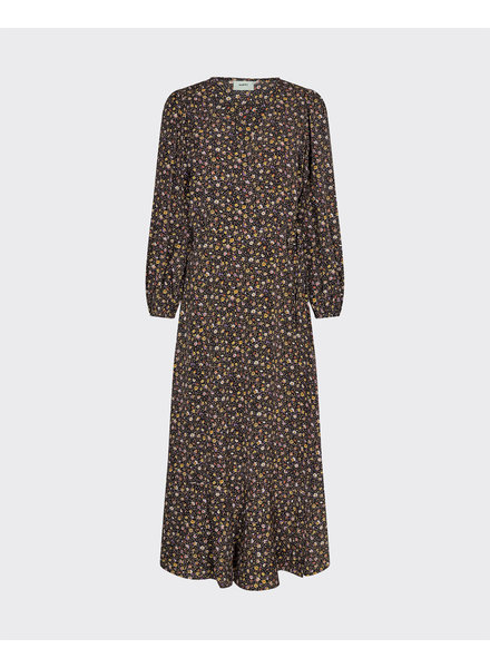 Moves Dress mallu, black