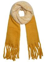 YW, scarf, yellow