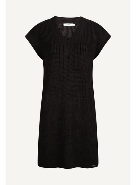 Spencer dress, black