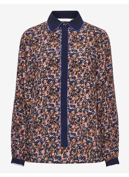 Nümph Numph, Nubrynna Shirt, Dazzling Blue