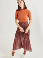 24Colours, Skirt Patterned, Pink