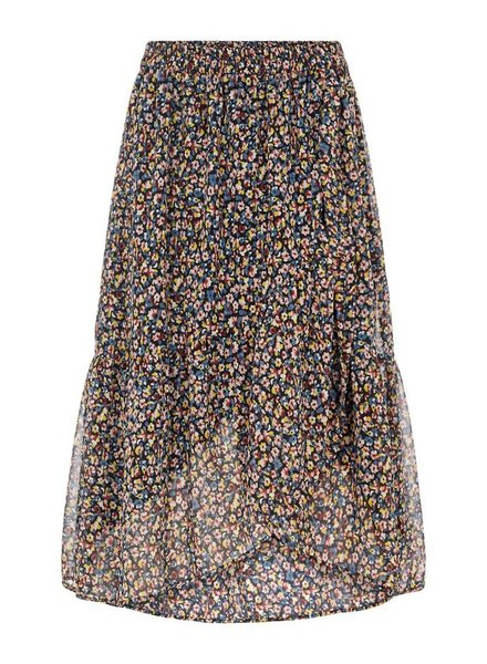 Pieces Pieces, PCmacya skirt, Flowers