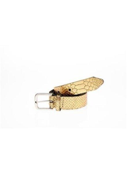 Elvy Elvy, 30888 Gobi belt, Gold 95cm