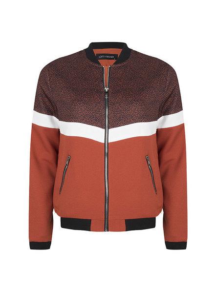 Lofty Manner Lofty Manner Jacket Linda Orange