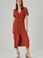 24Colours, Dress, Red