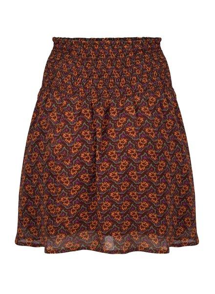 Ydence Ydence, Skirt Romy, Brown/orange