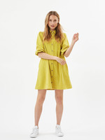 MOVES Dresses Halo, Cyber Yellow