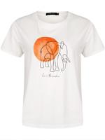 YDENCE SHIRT ELEPHANT, WIT