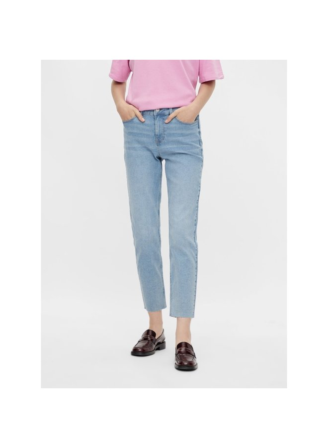 JEANS PCLUNA STRAIGHT MW ANK MB 391 NOOS BC