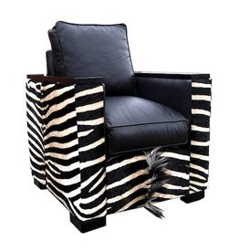Zebra Sessel Safari