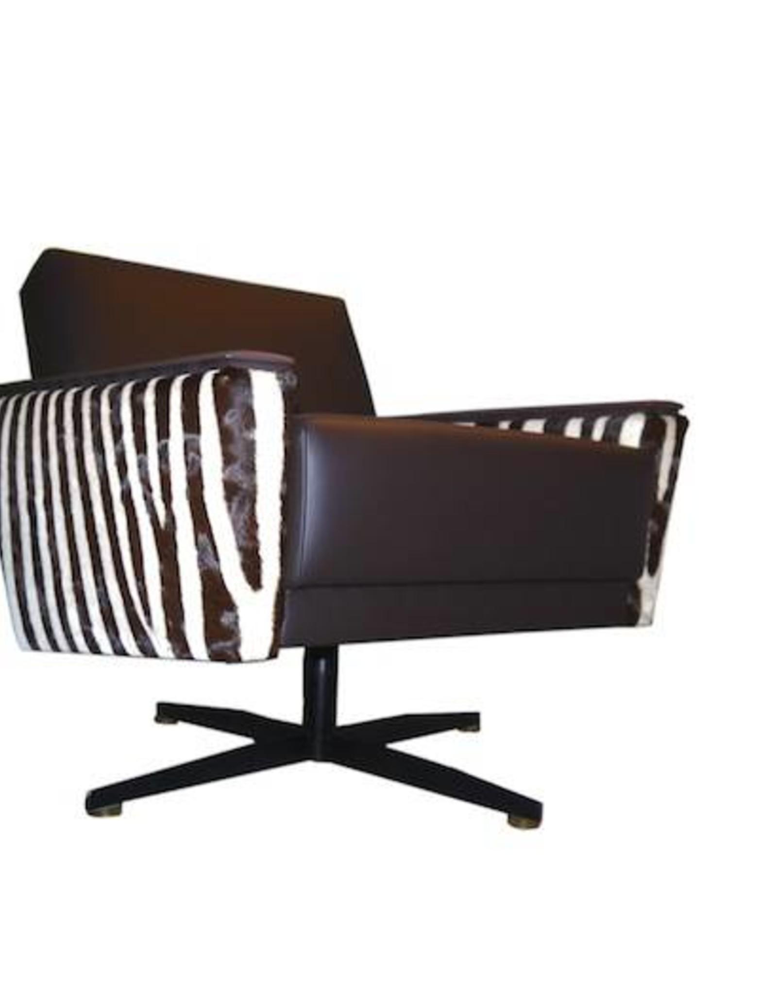 Zebra Sessel  Lounge MO035