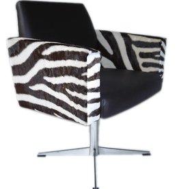 Drehsessel Zebra