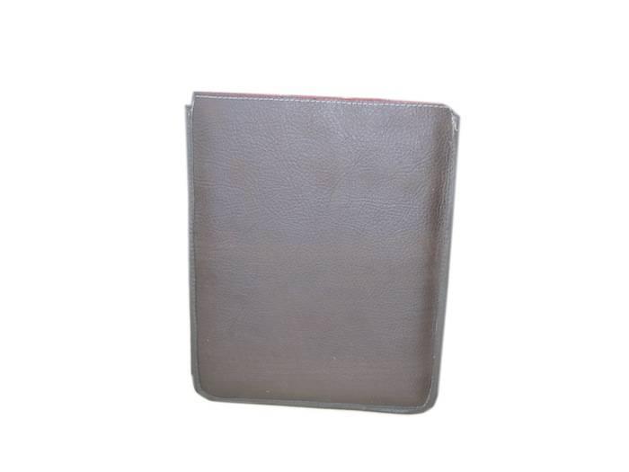 Tablet PC Hülle aus Springbockfell