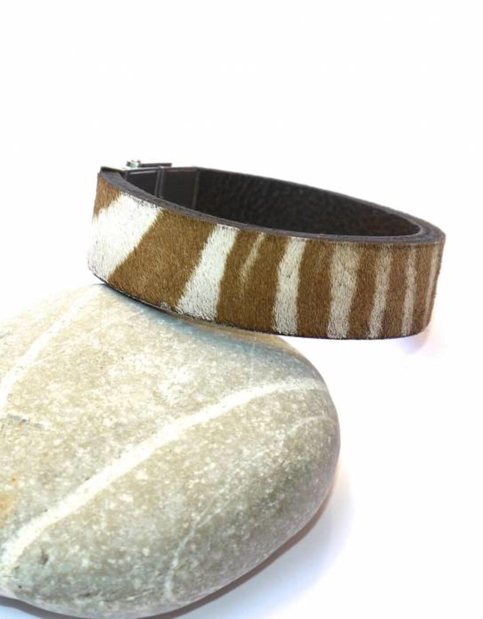 Zebra Armband B017