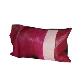 Design Springbock Kissen Ein Traum in Pink!