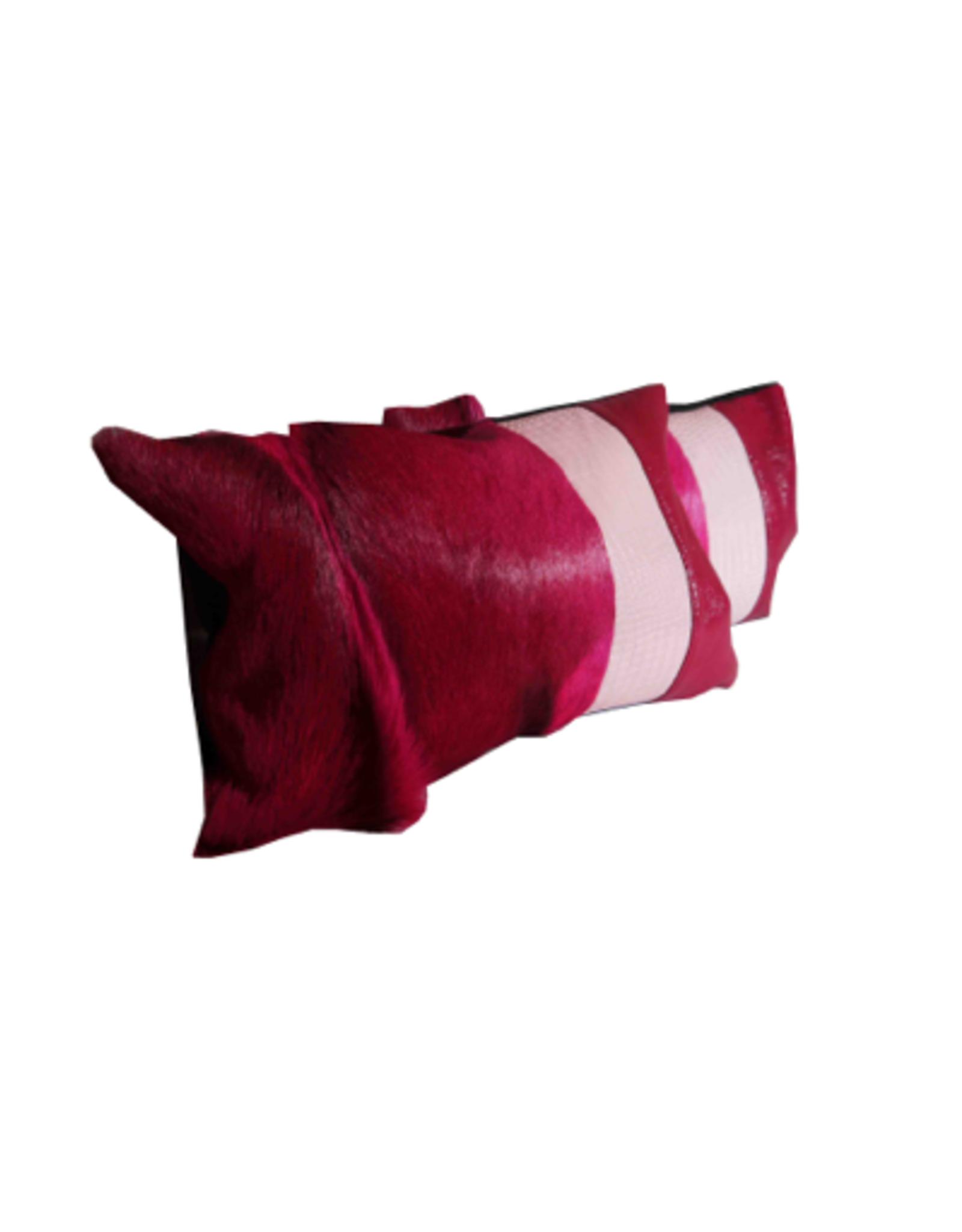 Design Springbock Kissen, ein Traum in Pink