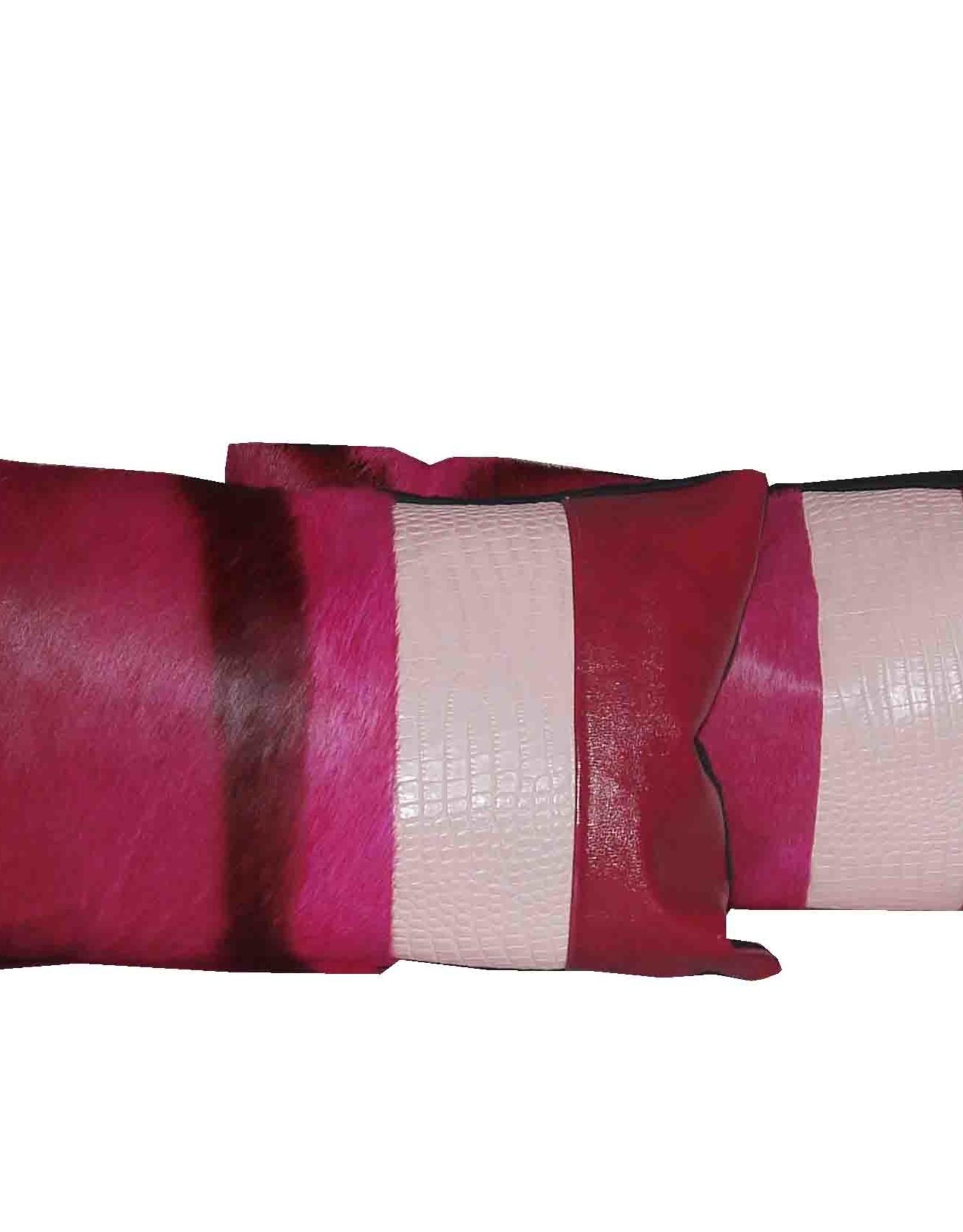 Design Springbock Kissen, ein Traum in Pink -KD008