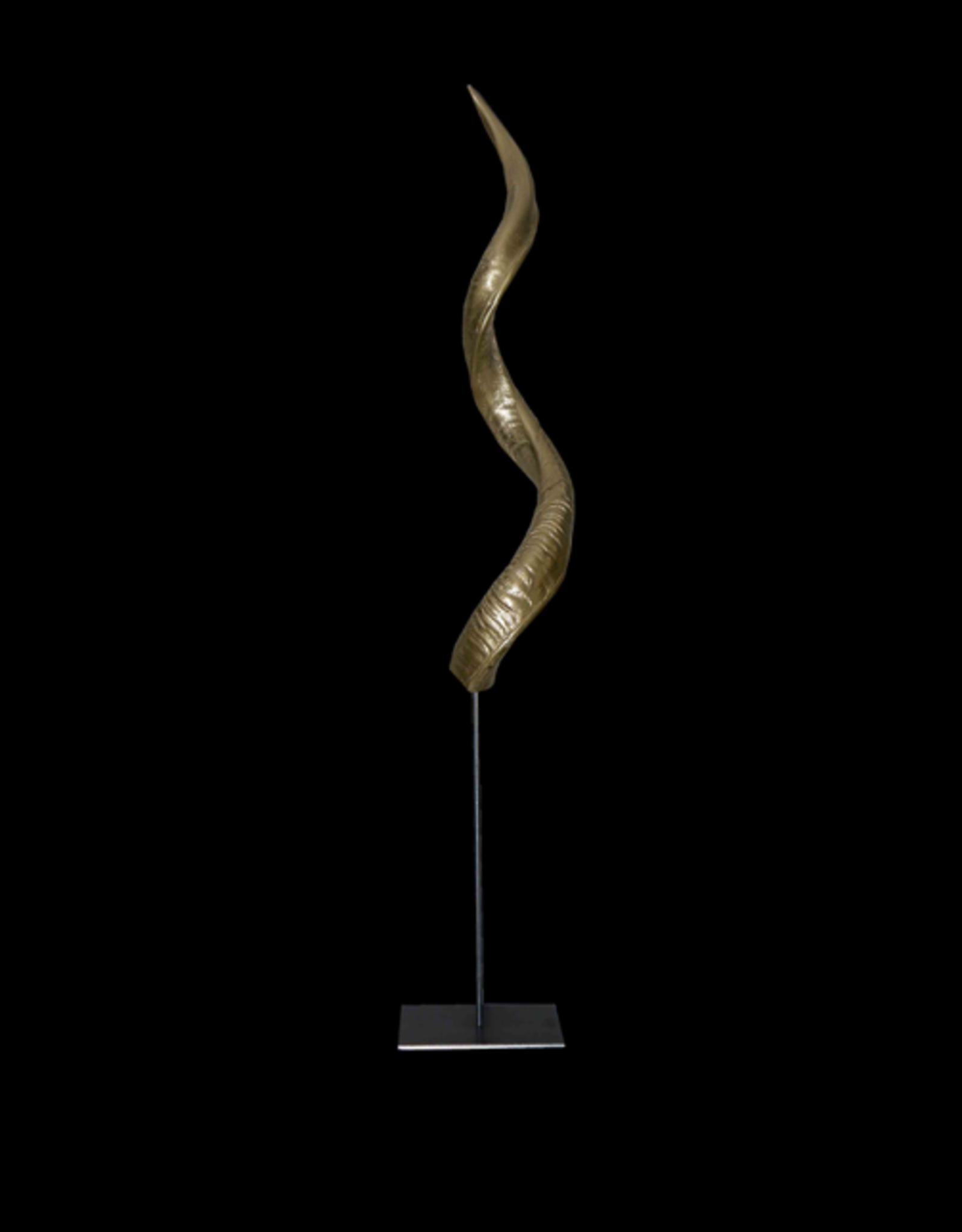 Kudohorn mit Stand - Gold Lounge