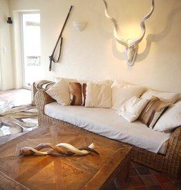 Kudu Hoerner in Silber XL