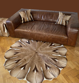 Springbockfell Teppich Circel ST009
