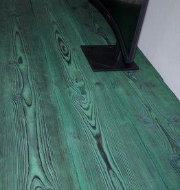 Schreibtisch Grün