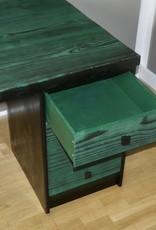 Shou Sugi Ban / Flamed Wood Kommode  - Copy