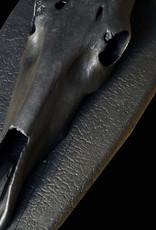 Antilope in matt schwarz
