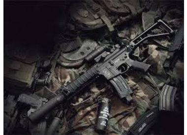 Guns eléctricas AirSoft AEG / AEP / EBB