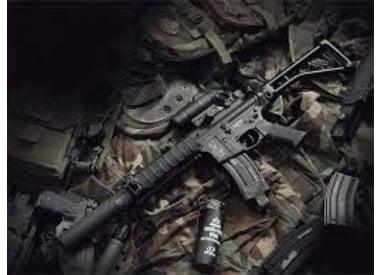 Guns  électriques AirSoft AEG / AEP / EBB