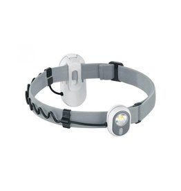 Alpina Sport AS01 2 in 1 headlamp - gray