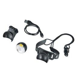 Alpina Sport Multifunction ball headlamp - black