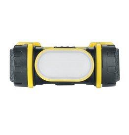 Perfecta Searcher 50 Stirnlampe schwarz/gelb
