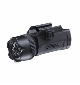 Walther Night Force Combo - laser met LED-zaklamp