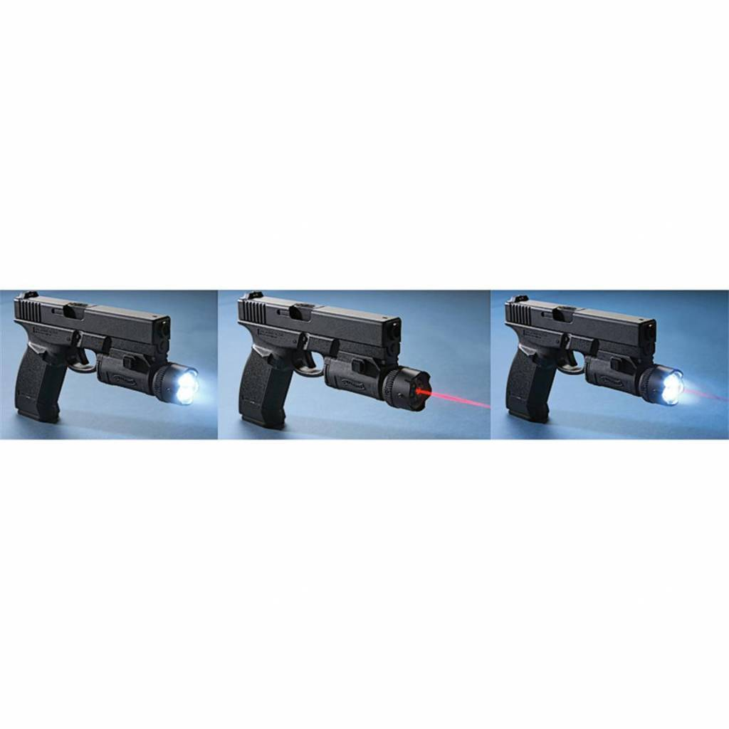Walther Night Force Combo - laser with LED flashlight