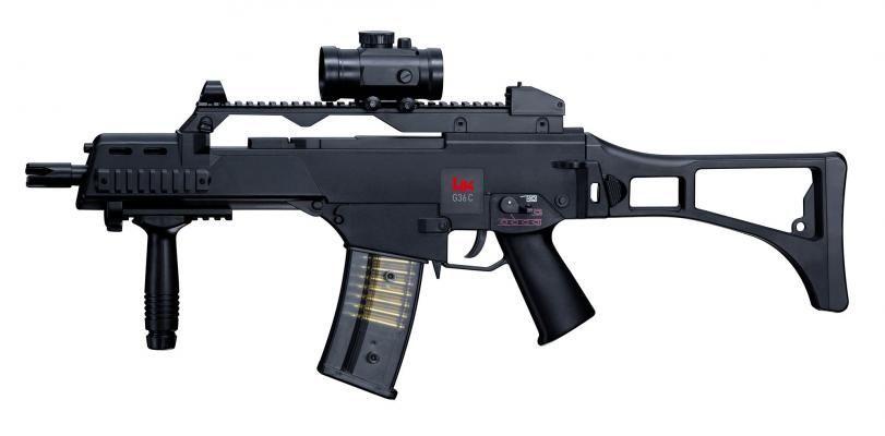 H&K G36C - AEG - 0,08 joules