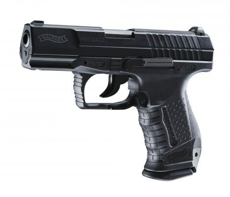 Walther P99 DAO Co2 GBB - 2,0 Joule - black