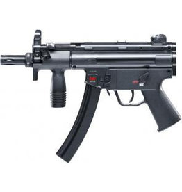 H&K MP5K Co2 GBB Semi Only - 2,50 Joule - BK