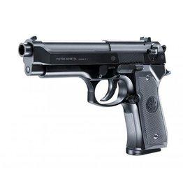 Beretta M92 FS HME - pression du ressort - 0,50 Joule