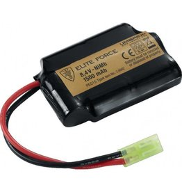 Elite Force Batterie Ni-Mh 8,4V 1,500 mAH - Type PEQ 15