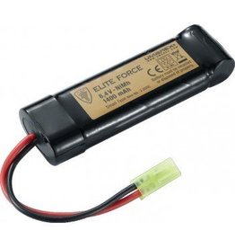 Elite Force Batterie Ni-Mh 8,4V 1,500 mAH - Type Small