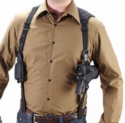 Umarex Shoulder Holster Cordura w/magazine pouches