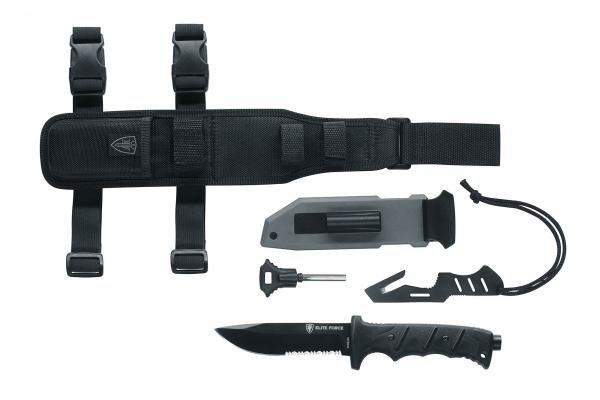Elite Force Ef 703 Survival Knife Kit Airsoftarms Tacstore